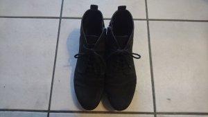Schwarze Stiefeletten von Graceland in Größe 39