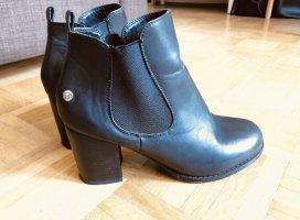 Blink Slip-on Booties black