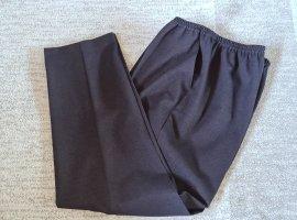 Adler Spodnie materiałowe czarny Poliester