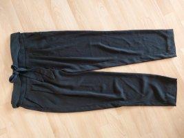 Mango Pantalon 7/8 noir