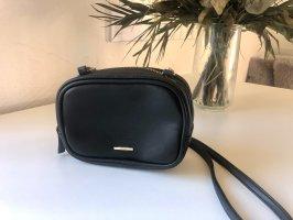 Schwarze Tasche bag black gold