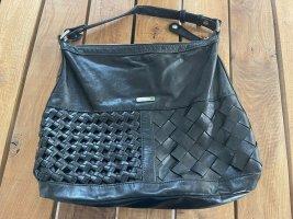 Schwarze Tasche / Beutel von Esprit