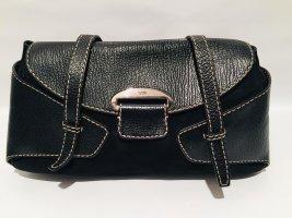 Schwarze TOD´S Leder-Handtasche