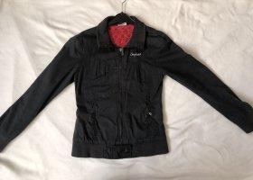 Crash one Between-Seasons Jacket black