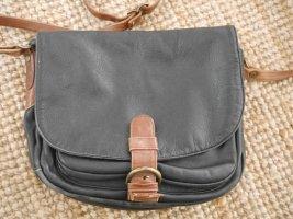 Bree Crossbody bag black-brown leather