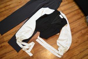 ASOS DESIGN Gilet de costume noir