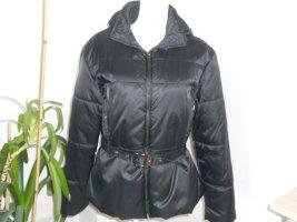 Windjack zwart Nylon