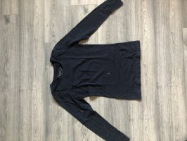Laura Torelli Long Sweater black
