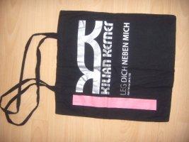 Schwarzer Beutel von Kilian Kerner, NEU / Black Tote