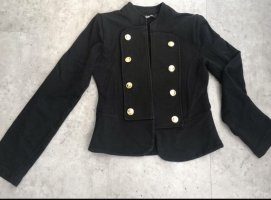 Chillytime Tweed Blazer black-gold-colored