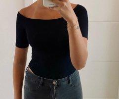 Miss Selfridge Basic Bodysuit black