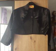 Bolero zwart Polyester
