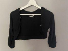 C&A Yessica Bolero lavorato a maglia nero Viscosa