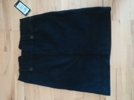 H&M Jupe tricotée noir