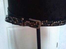Cinturón de pinchos multicolor Poliuretano