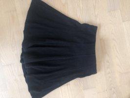 Bershka Spódnica mini czarny
