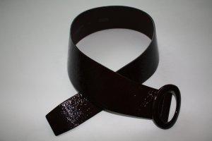 Cinturón de cadera negro Cuero