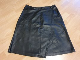 Madeleine Wraparound Skirt black