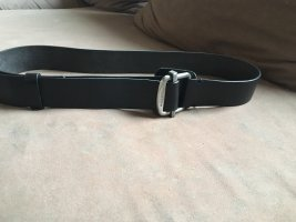 Marc O'Polo Cinturón de cuero negro