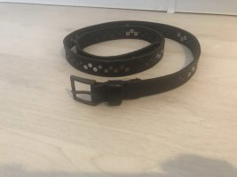 Breuninger Leather Belt multicolored