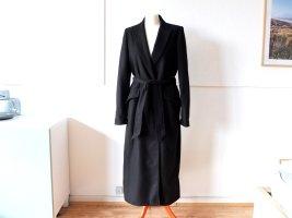 Mango Manteau long noir