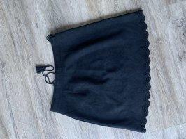 AIKI KEYLOOK Miniskirt black