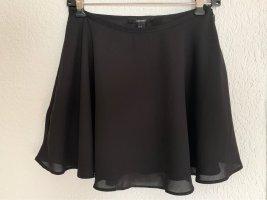 Forever 21 Tulle Skirt black
