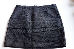 Maje Mini rok zwart Viscose