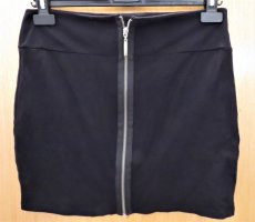 Ann Christine Mini-jupe noir