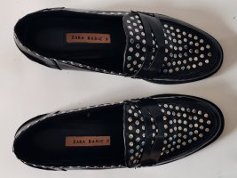 Zara Basic Mocassins noir