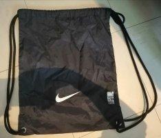 Schwarzer Nike Turnbeutel