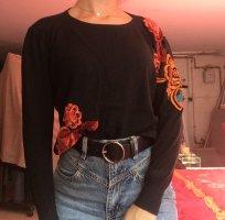 Beauty Women Sweter z grubej dzianiny Wielokolorowy