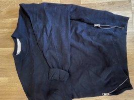 Schwarzer Pullover von Zara Knit