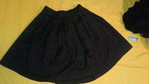 H&M Hoop Skirt black