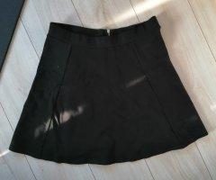 schwarzer Rock von H&M Größe L