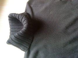Edc Esprit Jersey de cuello alto negro