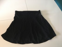 Schwarzer Sommerrock von H&M