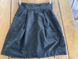 H&M Spódnica w kształcie tulipana czarny