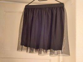 Only Tulle Skirt black