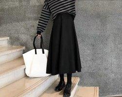 unbekannte Falda globo negro