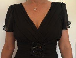 schwarzes Abendkleid, Marco Pecci, 38 wie neu