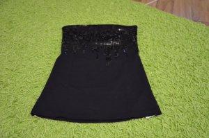 Fishbone Camicia nero Cotone