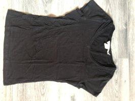 Schwarzes Basic Tshirt H&M