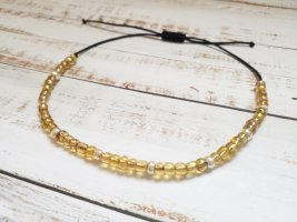 Anklet silver-colored-gold-colored