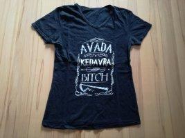 schwarzes Harry Potter Shirt