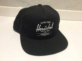 Herschel Baseballpet zwart-wit