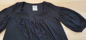Baum und Pferdgarten A-lijn jurk zwart Wol