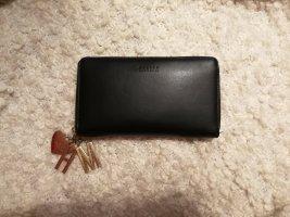 Schwarzes Portemonnaie von Mohito