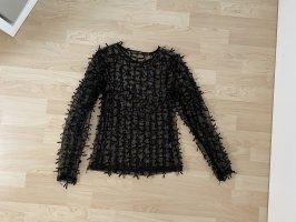 Schwarzes Shirt Zara