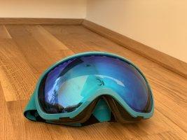 Scott Okulary niebieski neonowy